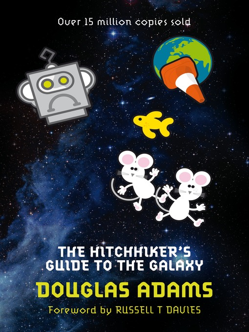 a review of douglas adams book the hitchhikers guide to the galaxy Summary | review | quotes | buy while the genre of science fiction isn't particularly known for its sense of humor, the the hitchhiker's guide to the galaxy series by douglas adams is a prime example of how the format's unique characteristics can be used for humorous effect.