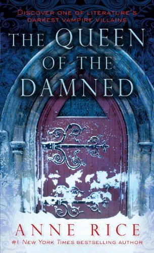 Queen of the Damned Anne Rice Book