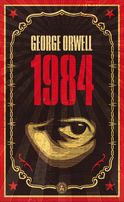 the city under big brother in the book 1984 by george orwell Book report on ´1984´ by george orwell,  after that big brother comes at the  telescreen with the three mottoes of the party war is peace  the proles live in  a separate part of the city where every house doesn\'t havea telescreen, where.