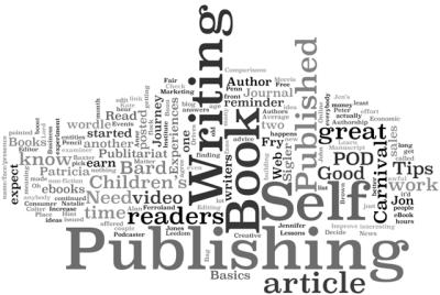 Self Publishing books