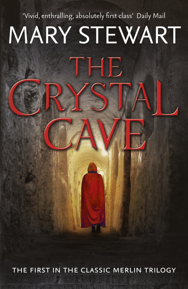 The Crystal Cave By Mary Stewart The Mad Reviewer border=