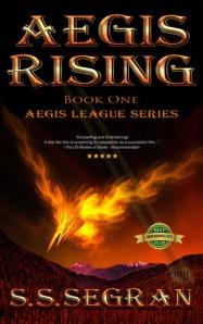 Aegis Rising by S. S. Segran