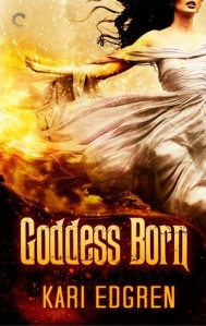 Goddess Born by Kari Edgren