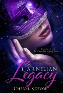 The Carnelian Legacy by Cheryl Koevoet